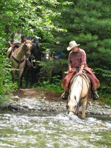 Brad Crossing Grouse Creek