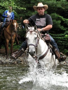 Crossing Grouse Creek