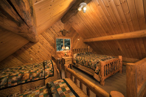 Western Pleasure Guest Ranch Hunter Loft