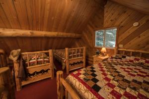 Western Pleasure Guest Ranch Wrangler Loft