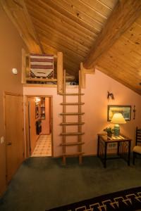 Western Pleasure Guest Ranch Nez Perce Loft