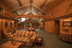 Western Pleasure Guest Ranch Lodge Loft