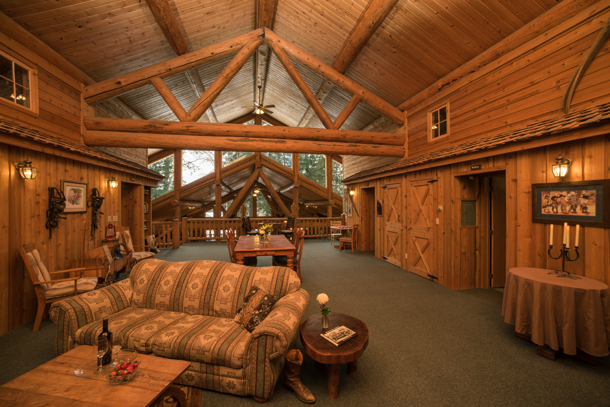 Western Pleasure Guest Ranch Lodge Loft