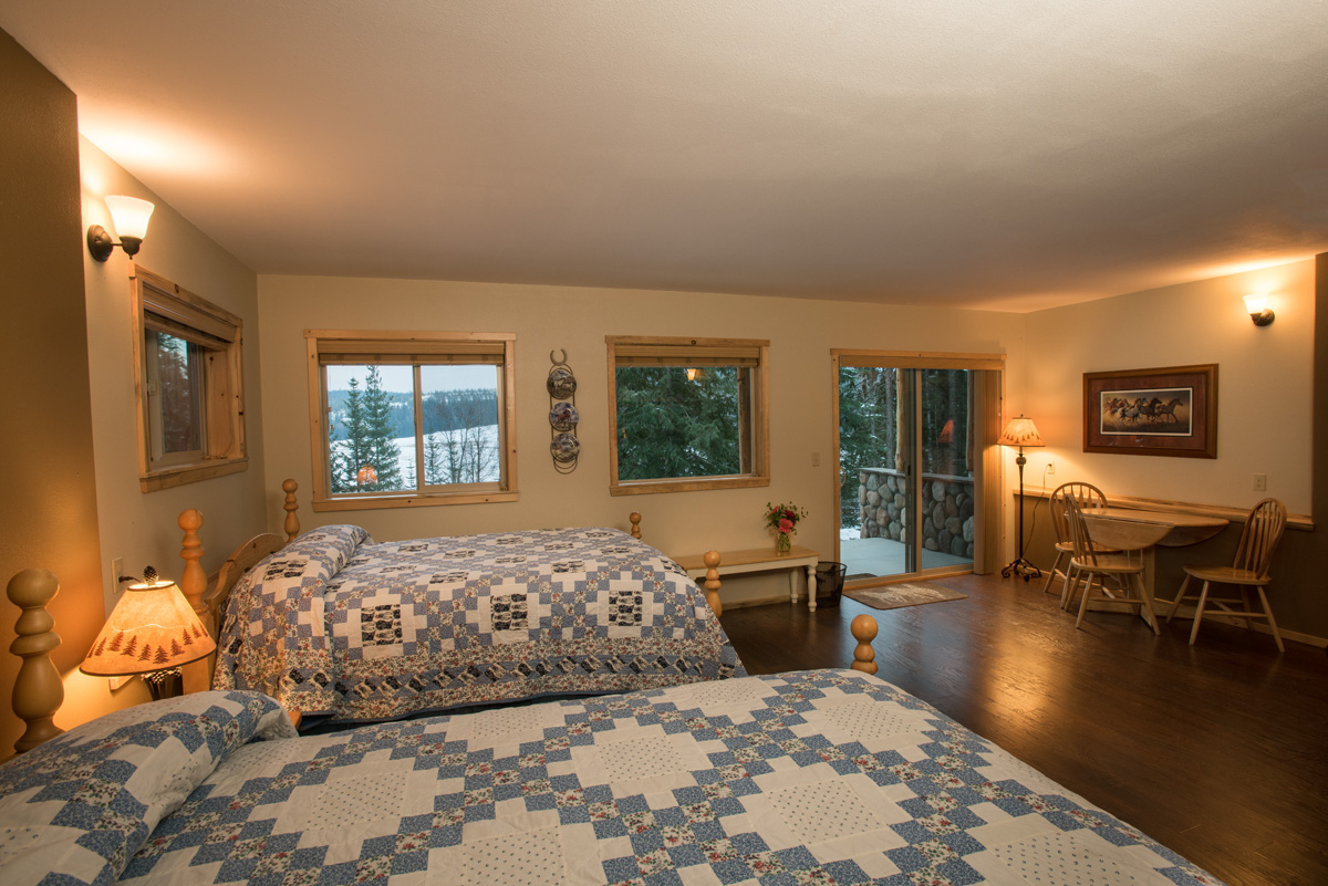 Western Pleasure Guest Ranch Meadow View Downstairs