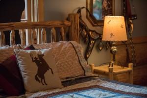 Western Pleasure Guest Ranch The Duke's Room