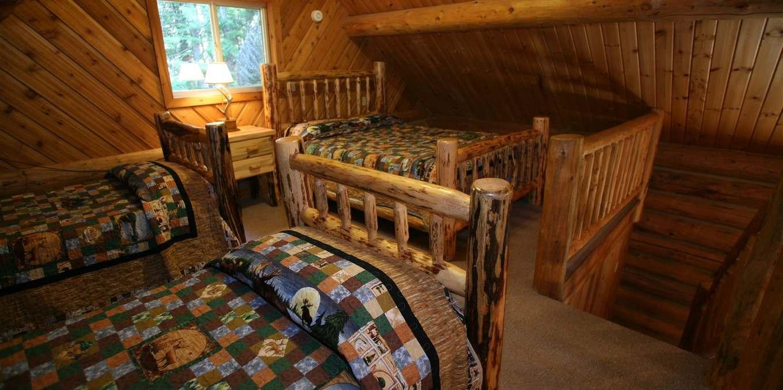 Hunter Log Cabin