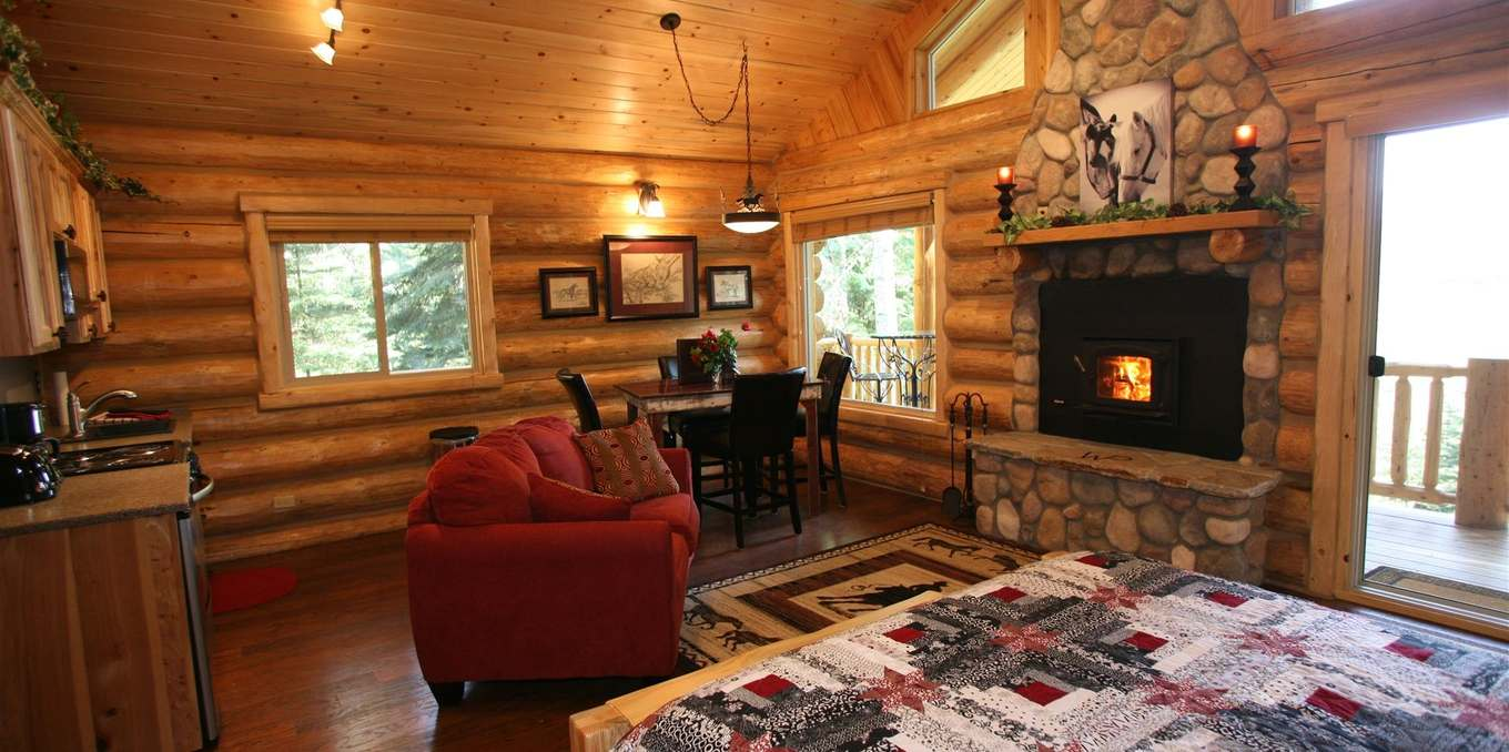 Meadowview Log Cabin