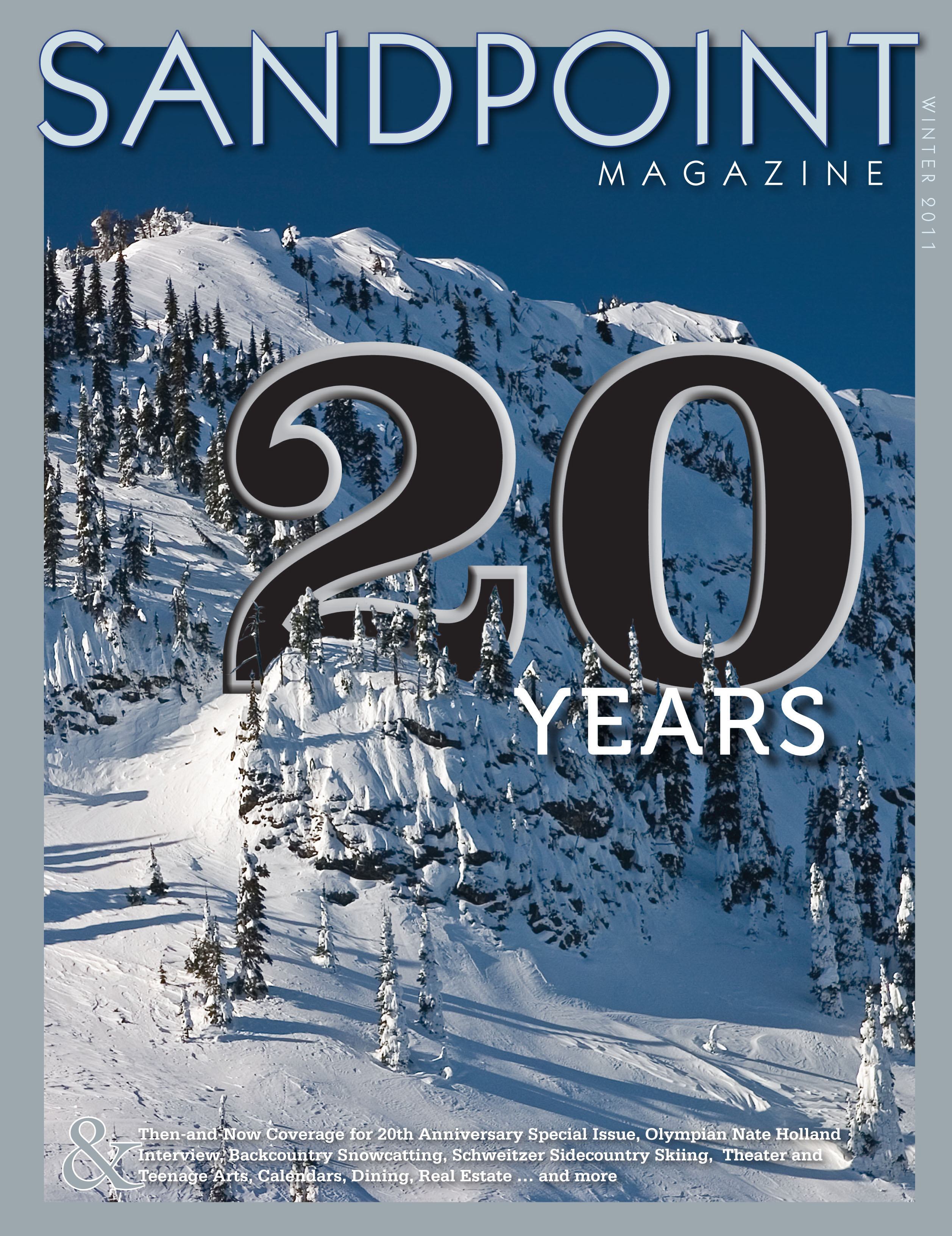 Sandpoint Magazine Winter 2011