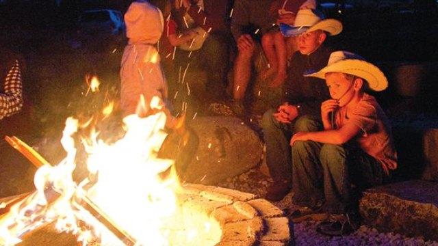 Around the Campfire