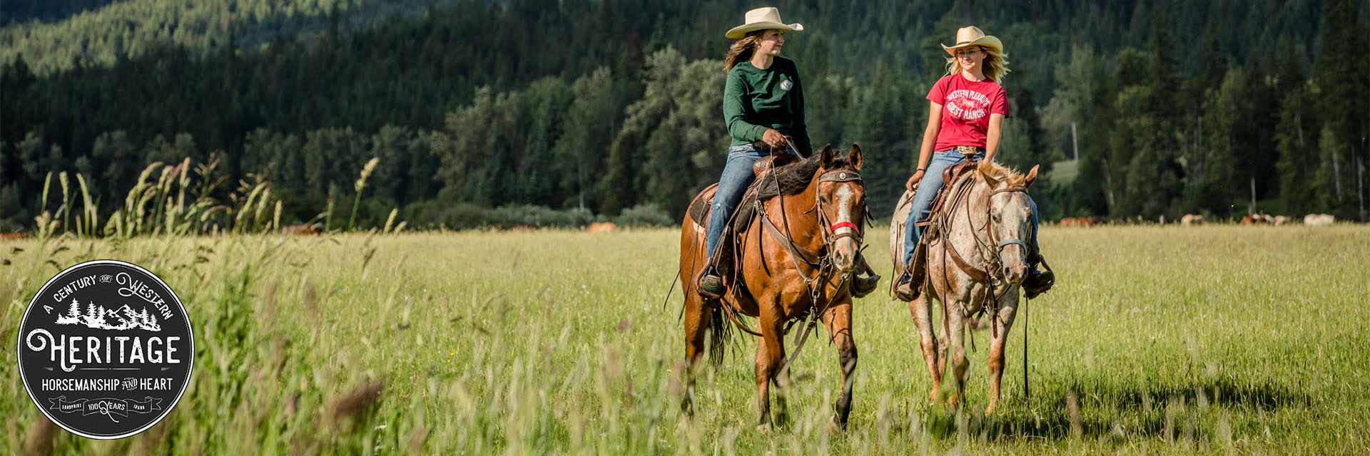 A Century of Western Heritage, Horsemanship and Heart