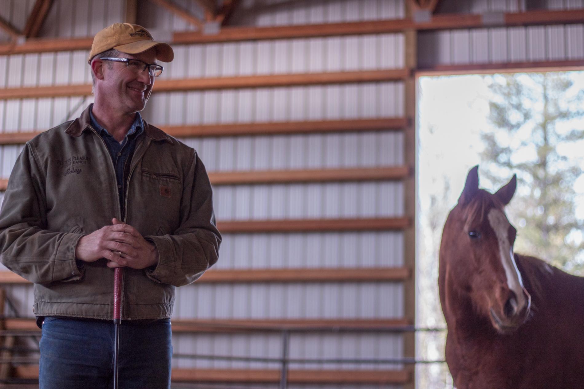 Roley Horse Training