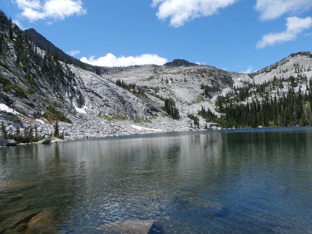 Harrison Lake, Sandpoint, Idaho